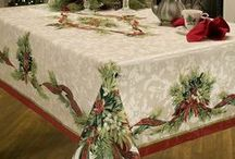 Tablecloths For Christmas / Stylish Tablecloths For Christmas - Christmas Tablecloths