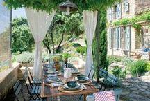 Patio et terrasse