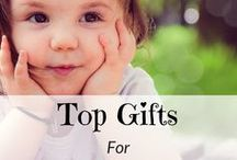 Gift Guides / Gift Guides for all occasions and all people - Baby showers, Christmas, Birthdays, Weddings Moms, Dads and more!