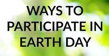 Earth Day / Earth Day Crafts and Ideas to celebrate and take care of our planet.