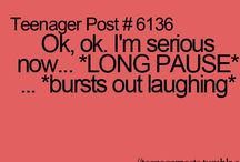 Funny / by Samm Hughes