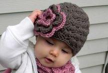 Crochet - Hats, Beanies, Headbands etc