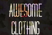 Fab Fashion / Nice clothes from all over the place.