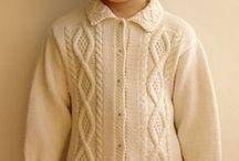 Ropa para niños / Vestidos, mandiles, pantalones etc / by Monica Barrios Meave