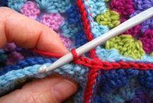 Crochet - Joining Methods
