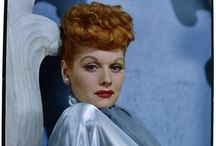 LUCILLE BALL / by ANNE MURRAY