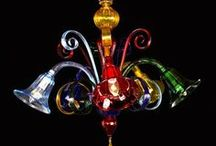 Murano Chandelier Special Offer / Artistic Murano's chandelier worked exclusively by hand with the ancient art of Murano glass masters from Venice. Visit our web site www.sognidicristallo.it to see or buy online our creations!
