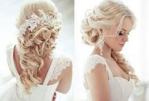 Event Hair - Weddings/Prom / Beautiful dos for your special day!