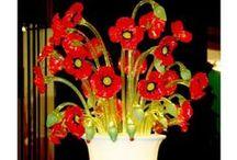 Verre artistique de Murano / #Produits en #VerreDeMurano travaillé entièrement à la main utilisant la technique ancienne de maîtres verriers de #Murano from #Venice. Nos vases sont des œuvres d'art uniques, et de légères différences de couleur sont considérés des vertus ou des caractéristiques du produit. Chaque produit est livré avec un COURRIER ASSURÉ AU 100%.