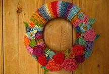 Crochet - Wreaths