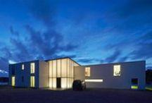 Manser Houses / #Modern #Houses Designed by the #Manser Practice over the past 50 years www.manser.co.uk