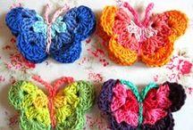 Crochet - Butterflies