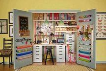 Organizar a casa / Aproveitar espaços e não só...