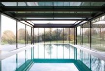 Manser Pools / Public and private swimming pools designed by The Manser Practice www.manser.co.uk