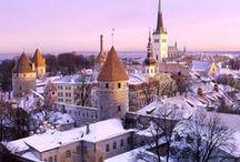 Estonia / by Ana ♥