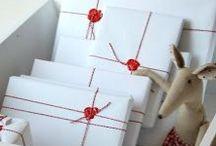 Embrulhos / Embrulhos, etiquetas e envelopes originais e personalizados...