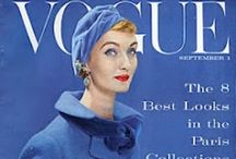 VOGUE COVERS - US / by ANNE MURRAY