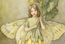 Fairies and Butterflys
