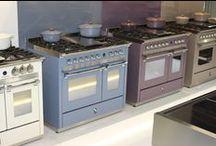 Kuchnie Steel nowości 2015 / Nowości włoskiej firmy produkującej profesjonalne urządzenia kuchenne dla domu.