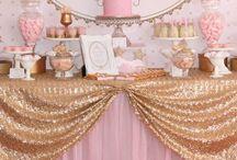 Baby Girls Birthday Party