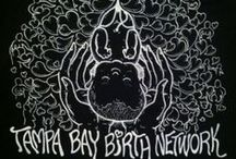 Shop TBBN! / 100% of all proceeds support Tampa Bay Birth Network!