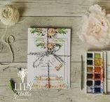 Watercolour Wedding Invitations & Stationery / Watercolour Wedding invitations and Stationery from Lily & Lottie Wedding Stationery