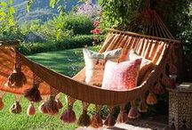 ❖ Outdoor Spaces ❖ / Creative Outdoor Spaces that Inspire Me / by Garoo Trading Company