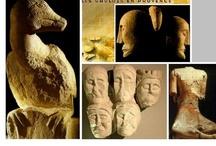 Les Celtes : Musées, Expositions, Chantiers de fouilles... / Cette page est en cours de construction ...  Vous souhaitez nous aider et contribuer à l'enrichissement de cette Rubrique ? Contactez nous !