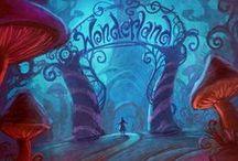 ✄ ✉ Wonderland ✄ ✉