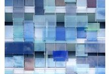 Architecture | Blue/Turquoise