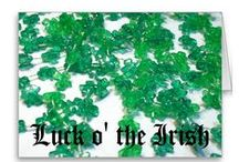 """St. Patrick's Day / Fun stuff to celebrate with a """"wee bit of the green!"""""""