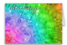 Happy Birthday! / Cards, gifts, treats and more for that special day!