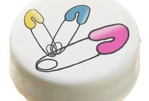 Oh Baby! / Fun, whimsical gifts, cards and favors for the parents-to-be and baby, too!