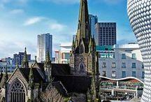 Birmingham City Centre / Showing off our city.