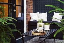 Urban Terraces / Make use of even the smallest of urban spaces.