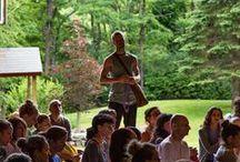 Bhakti Immersion Retreat / Pumpkin Hollow NY / June. 2015 / Upstate Bhakti Yoga Retreat