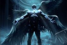 Dark Fairies, Elves, Gothic Angels and Demons