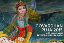 Govardhan Puja 2015 / Govardhan Puja 2015