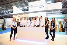 KBB Exhibition 2016 / We celebrated our 21st birthday at the KBB Exhibition 2016 and what a spectacular event it was! Unveiling 7 stylish new décors, premiering the amazing Infinity collection, and presenting the our latest SureSeal innovation; were just some of the highlights of a hugely successful show.