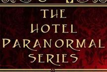 Bounty Huntress & other Hotel Paranormal Stories / Welcome to the Hotel Paranormal! The Hotel Paranormal is THE place for supernatural beings looking to get away from it all. Beings like werewolves, vampires, elves, sprites, djinn and more check in from all over the world for business and for pleasure—and sometimes for both. www.thehotelparanormal.com