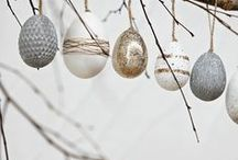 easter decor and crafts