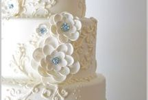 Wedding Cakes / Wedding cake inspiration!