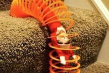 holiday craft ideas / by Peggy Ann Bice