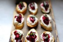 Canapes / Yummy appetizers!