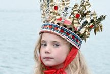 Crowns/headdresses / by Ray Summer