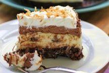 Food: Cake,Taart en Koek / by G.W. Maas