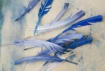 La vie en bleu! / Dicen del azul que es el color de la tranquilidad y de la concentración.  Activa nuestro lado intelectual y creativo, de nuestro cerebro.  Aporta equilibrio, estabilidad, a la par que calma, tranquilidad y paz.