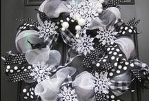 Blanco y Negro / Porque el blanco y el negro son los colores complementarios por excelencia. Porque el uno no podría vivir sin el otro... se necesitan. Son la ausencia total de luz con la pura presencia de ella, conviviendo en armonía.