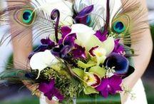 Ramos de flores / Nuestro tablero, más colorido.