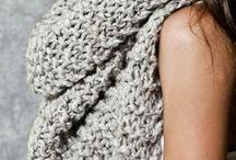 tejido / moda crochet.agujas.
